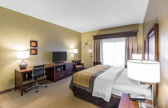 Room Comfort Inn and Executive Suites
