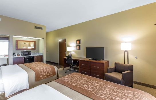 Zimmer Comfort Inn and Executive Suites
