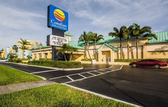 Exterior view Comfort Inn & Suites Port Canaveral Area