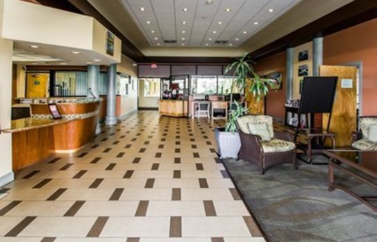Lobby Comfort Inn & Suites Port Canaveral Area