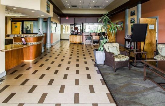 Hotelhalle Quality Inn & Suites Port Canaveral Area