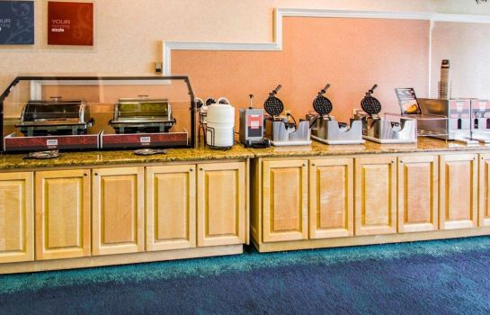 Restaurant Quality Inn & Suites Port Canaveral Area