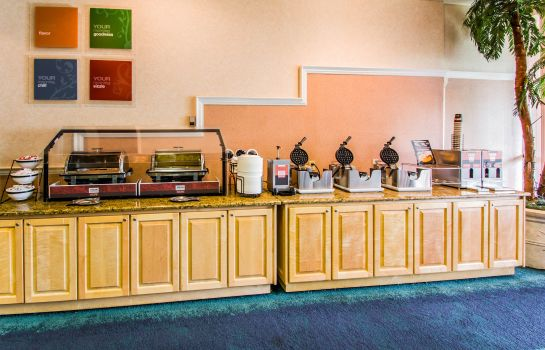 Restaurant Comfort Inn & Suites Port Canaveral Area
