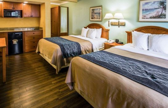 Suite Quality Inn & Suites Port Canaveral Area