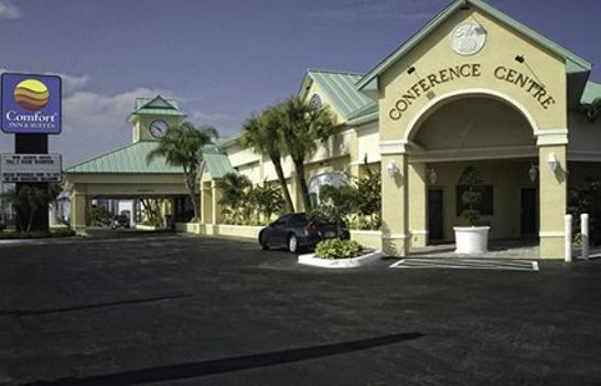 Conference room Comfort Inn & Suites Port Canaveral Area