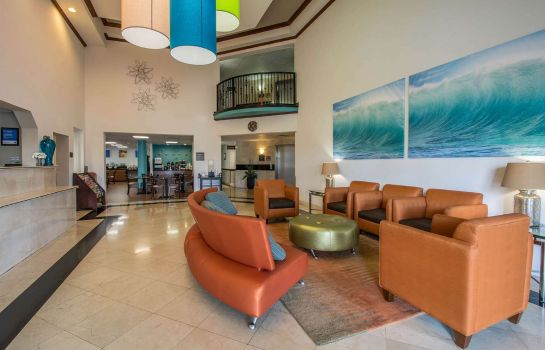 Hol hotelowy Comfort Inn and Suites Fort Lauderdale W
