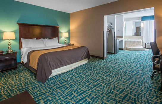 Suite Comfort Inn and Suites Fort Lauderdale W