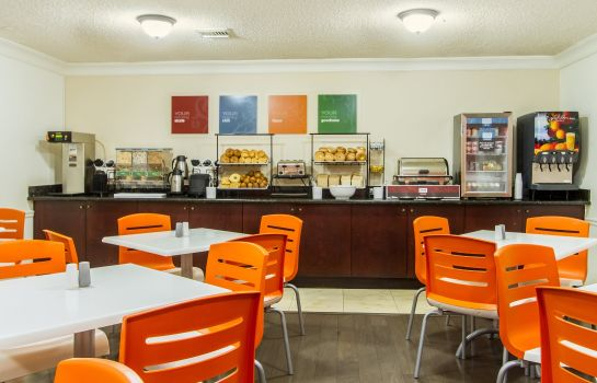 Restaurant Comfort Inn Oceanside Deerfield Beach