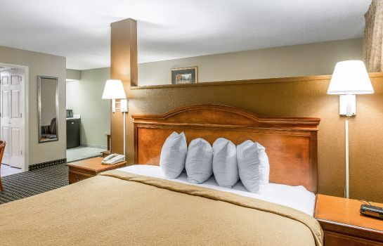 Suite Quality Inn National Fairgrounds Area