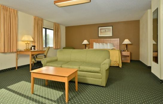 Zimmer Quality Inn South