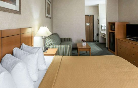 Suite Quality Inn at Collins Road - Cedar Rapi