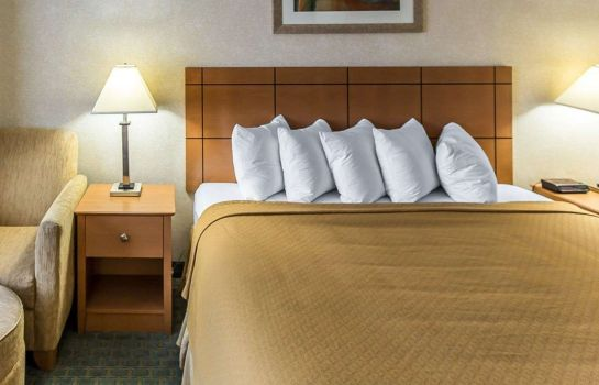 Zimmer Quality Inn at Collins Road - Cedar Rapi