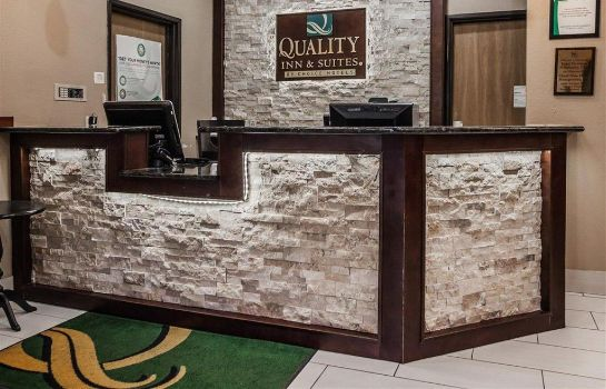 Hotelhalle Quality Inn and Suites Des Moines Airpor