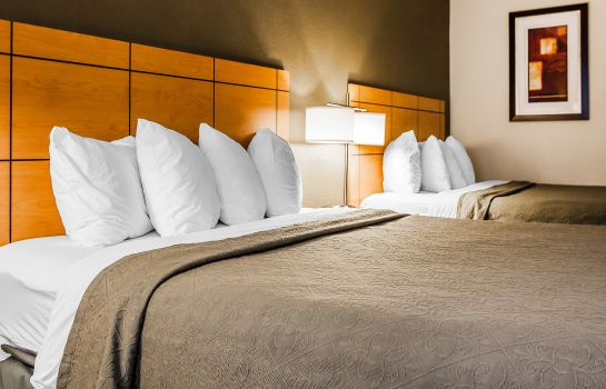 Zimmer Quality Inn and Suites Des Moines Airpor