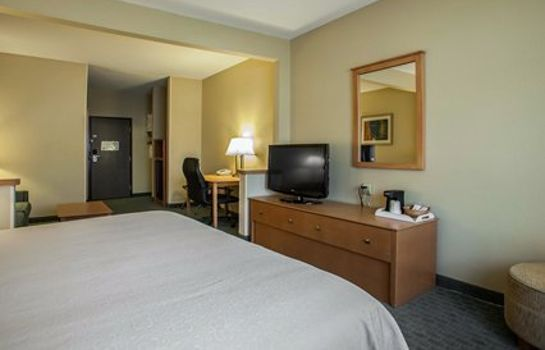Suite Quality Inn Forsyth