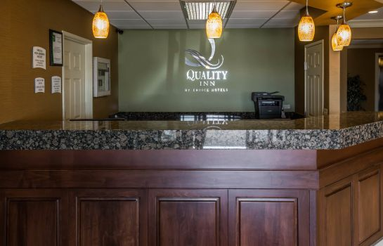 Hotelhalle Quality Inn & Suites South