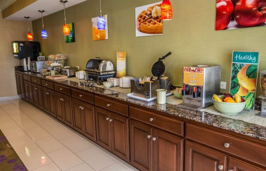 Restaurant Quality Inn & Suites South