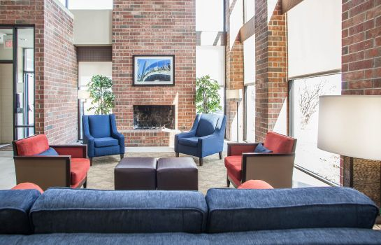 Lobby Comfort Inn Downers Grove