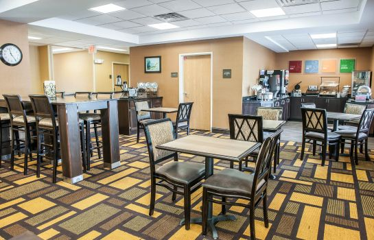 Restaurant Comfort Inn East
