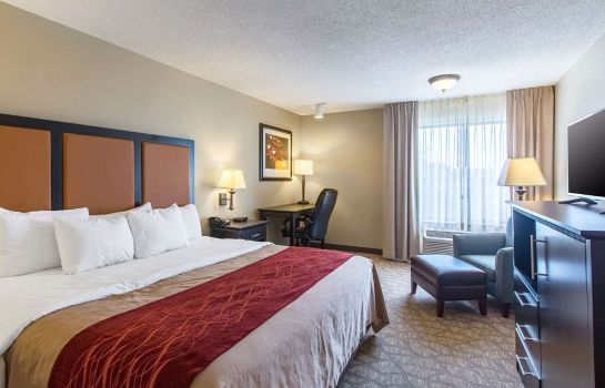 Suite Comfort Inn East