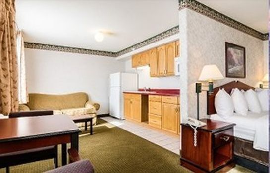 Zimmer Quality Inn Dodge City