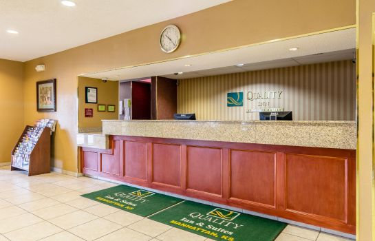 Hall Quality Inn & Suites Manhattan