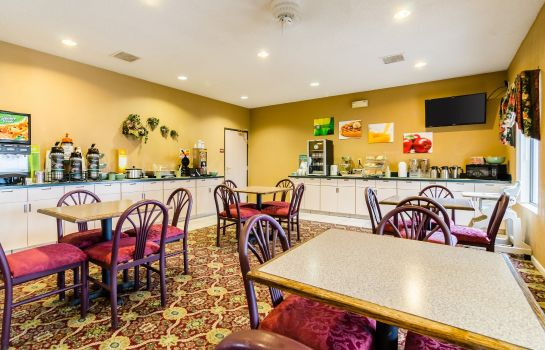 Restaurant Quality Inn & Suites Manhattan