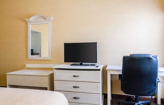 Suite Quality Inn & Suites Manhattan