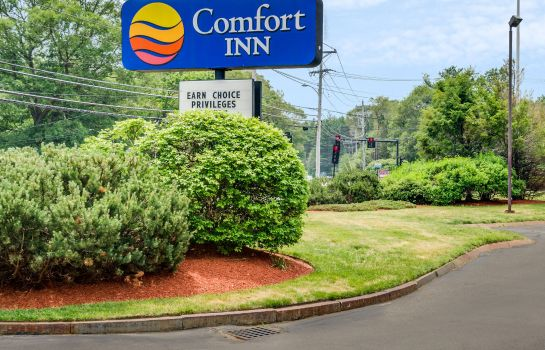 Exterior view Comfort Inn Rockland - Boston
