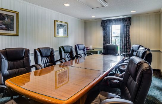 Conference room Comfort Inn Rockland - Boston