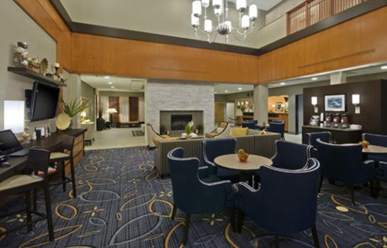 Hotelhalle Comfort Inn & Suites Logan International Airport