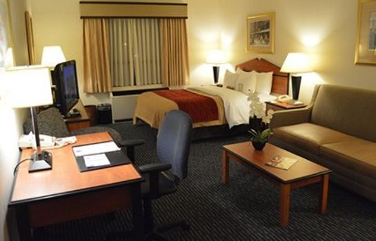Suite Comfort Inn & Suites Logan International Airport