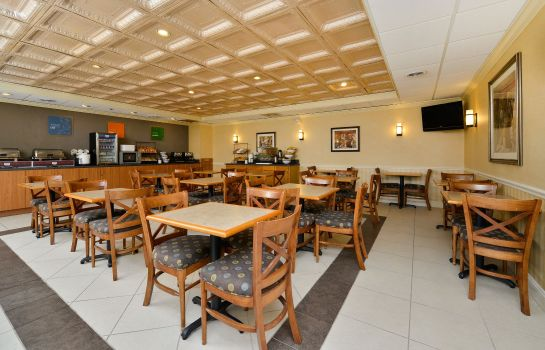 Restaurant BEST WESTERN NORTH SHORE HOTEL