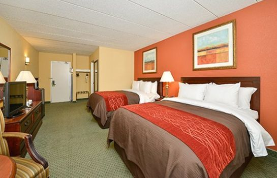 Room BEST WESTERN NORTH SHORE HOTEL