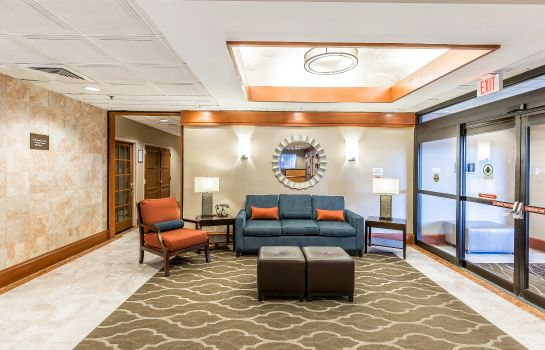 Hall Comfort Inn Shady Grove - Gaithersburg - Rockville