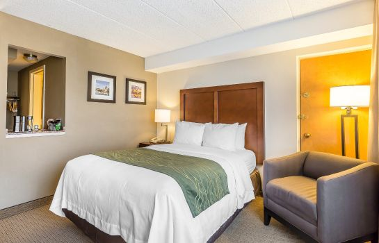 Camera Comfort Inn Shady Grove - Gaithersburg - Rockville