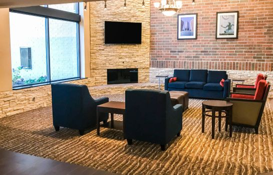 Hall de l'hôtel Comfort Inn Farmington Hills