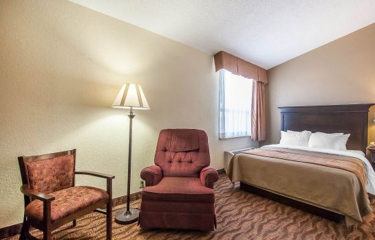 Zimmer Comfort Inn at Thousand Hills