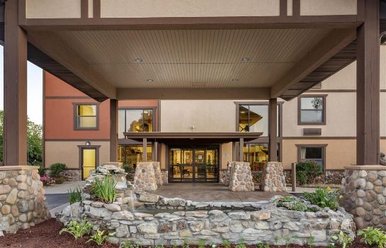 Buitenaanzicht Comfort Inn and Suites Branson Meadows
