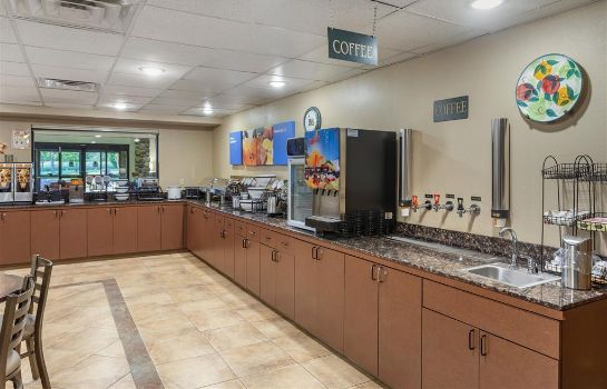 Restaurant Comfort Inn and Suites Branson Meadows