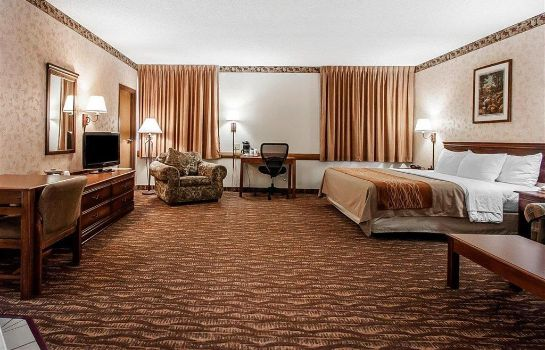 Suite Comfort Inn and Suites Branson Meadows