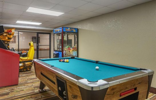 Info Comfort Inn and Suites Branson Meadows