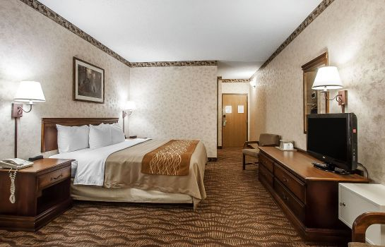 Kamers Comfort Inn and Suites Branson Meadows