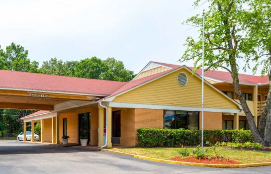 Vista exterior Quality Inn and Suites Corinth West