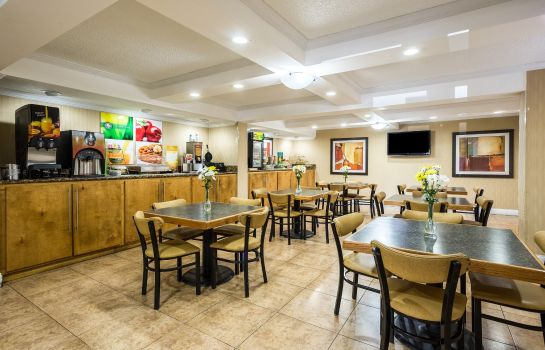 Restaurant Quality Inn Corinth