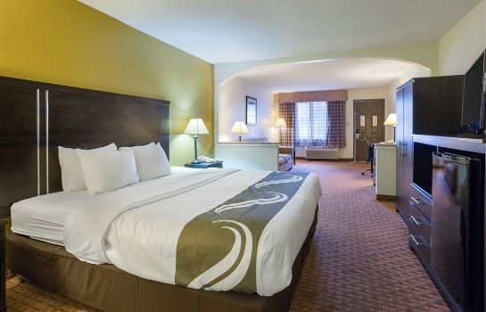 Suite Quality Inn Corinth West