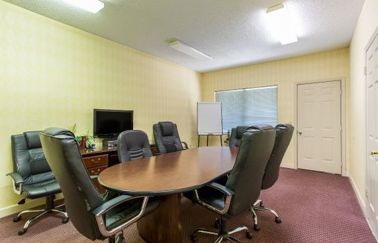 Conference room Quality Inn Corinth