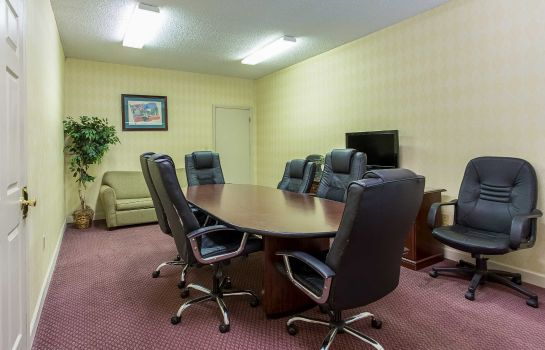 Sala de reuniones Quality Inn and Suites Corinth West