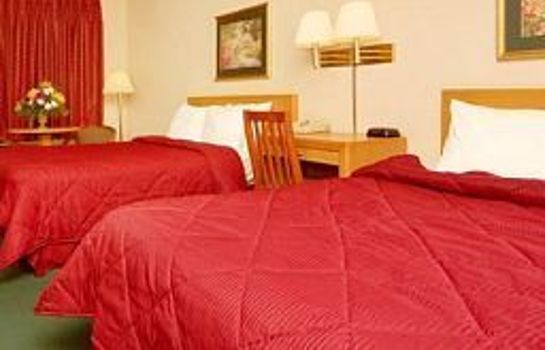 Chambre Quality Inn Corinth