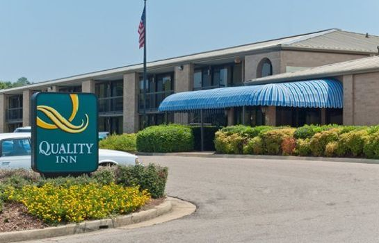 Exterior view Quality Inn Columbus